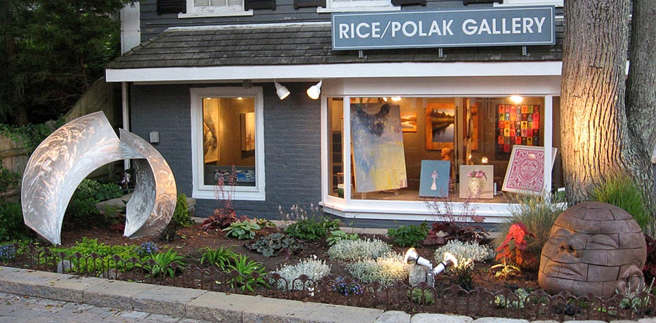 Rice Polak Gallery-430 Commercial St, Provincetown, MA