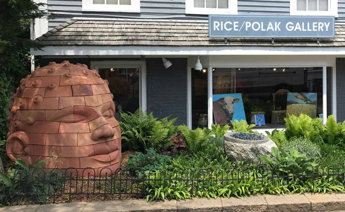 Rice Polak Gallery, Provincetown, MA
