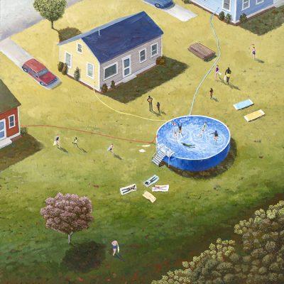Bruce Ackerson Neighborhood Pool