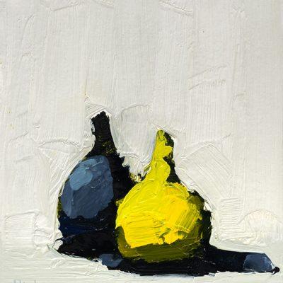 Stanley Bielen Indigo_Chartreuse