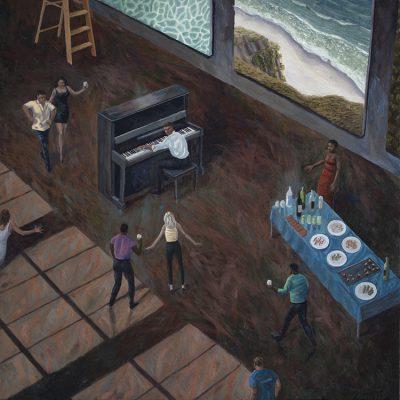 Bruce Ackerson Open Studio