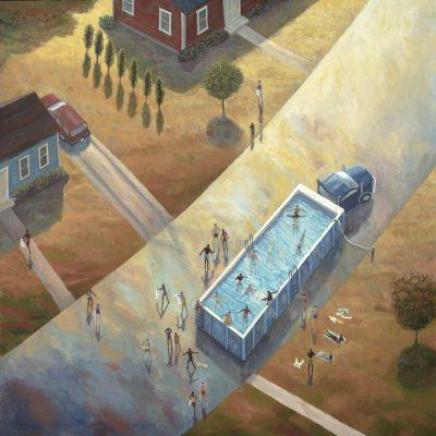 Bruce Ackerson Port o Pool