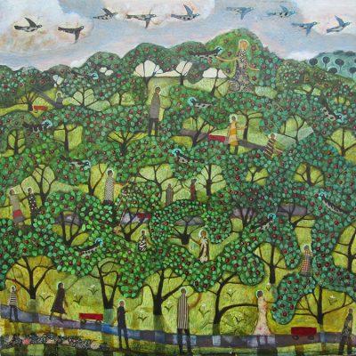 Donald Saaf Apple Orchard