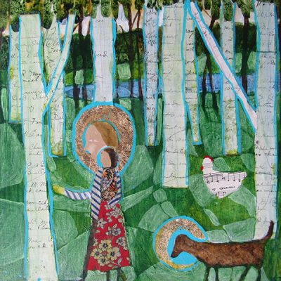 Donald Saaf Walk in the Woods