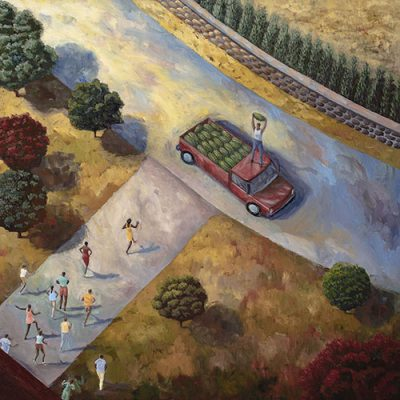 Bruce Ackerson Painting Exhibition