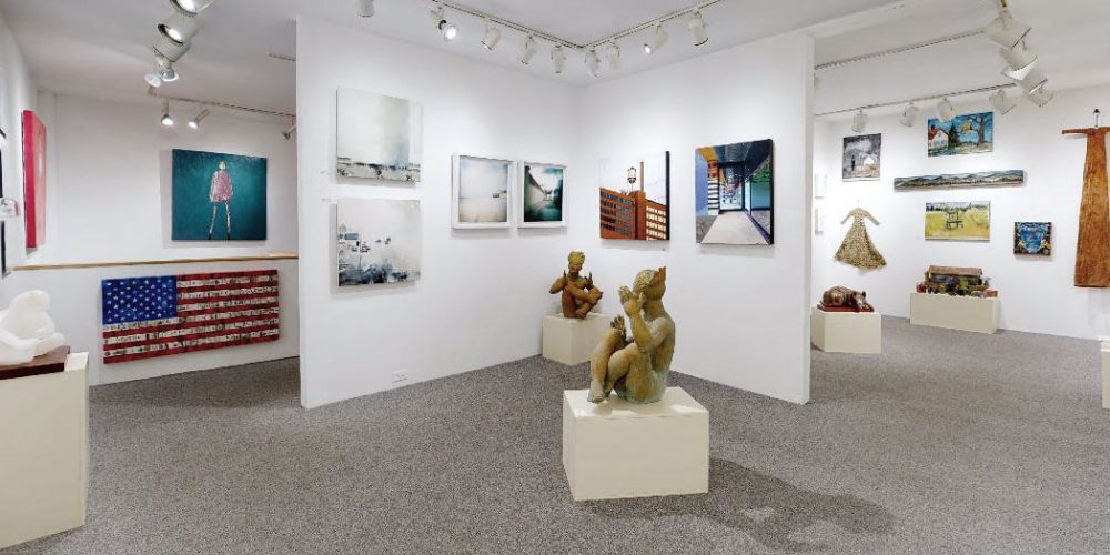 Provincetown art gallery exhibitions of contemporary art